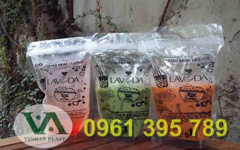 Túi zipper trà sữa - bước thay đổi cho thị trường trà sữa bão hòa