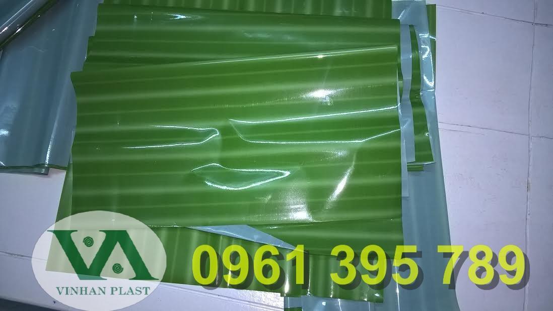 Địa chỉ mua màng lá chuối tại Hà Nội - Vinh An Plast