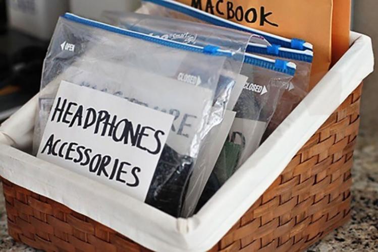 Những ứng dụng không ngờ của túi nhựa trong suốt có khóa kéo