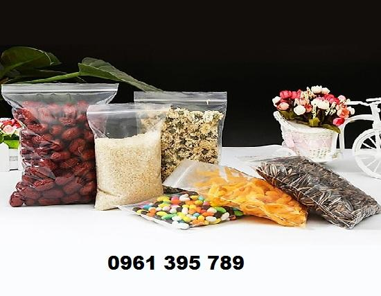 Túi zipper đựng thực phẩm có công dụng và lợi ích gì?