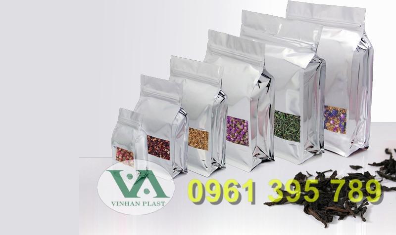 Túi bạc ghép - giải pháp đóng gói bao bì thực phẩm hiệu quả