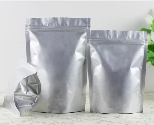 Túi bạc zipper đáy đứng - bao bì hoàn hảo