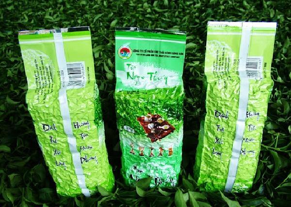 Bao bì túi trà hút chân không giúp bảo quản chè tối ưu