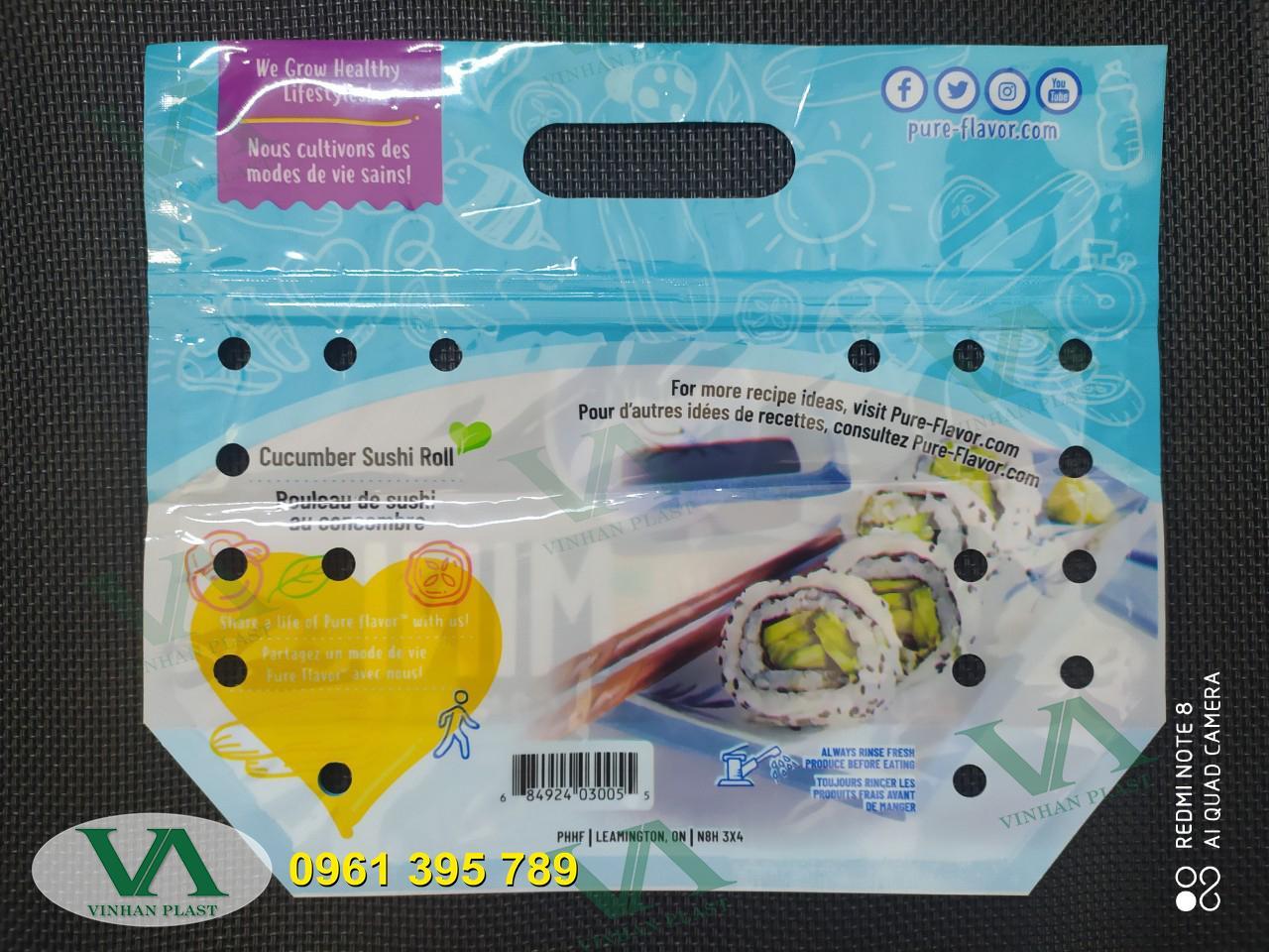 Sản xuất màng ghép phức hợp và ứng dụng của túi màng ghép