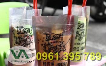 Lưu Ý Khi Lựa Chọn Túi Zipper Trà Sữa Hàng Chiếu