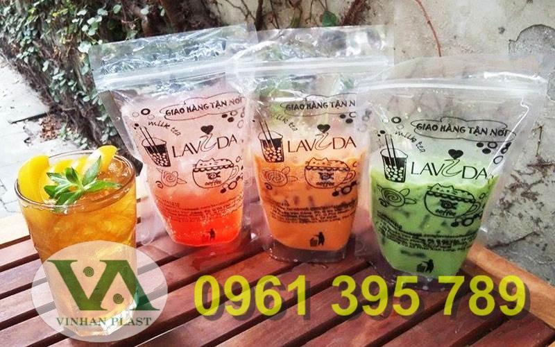Túi Zipper Trà Sữa Hàng Chiếu – Bao Bì Vừa Rẻ, Vừa Bền, Vừa Tiện Dụng